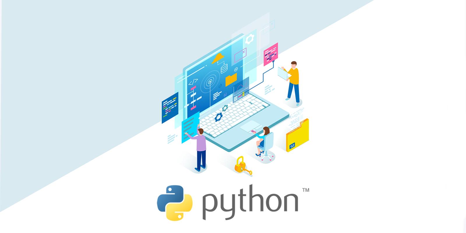 Corso in Programmazione Python Tivoli Forma Academy - base-1600x800