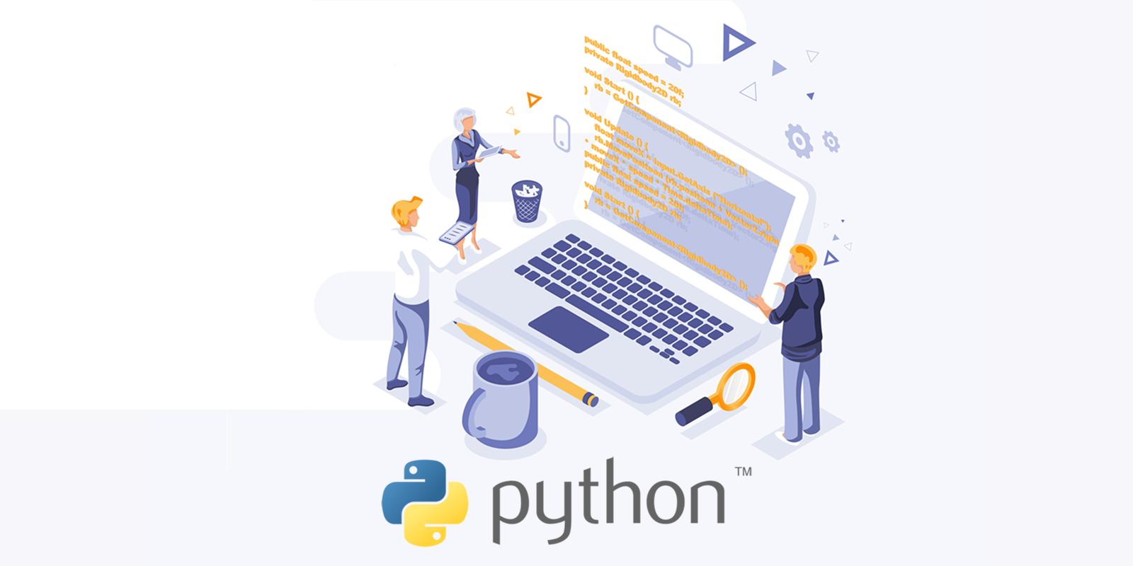 Corso in Programmazione Python Tivoli Forma Academy - intermedio-1600x800