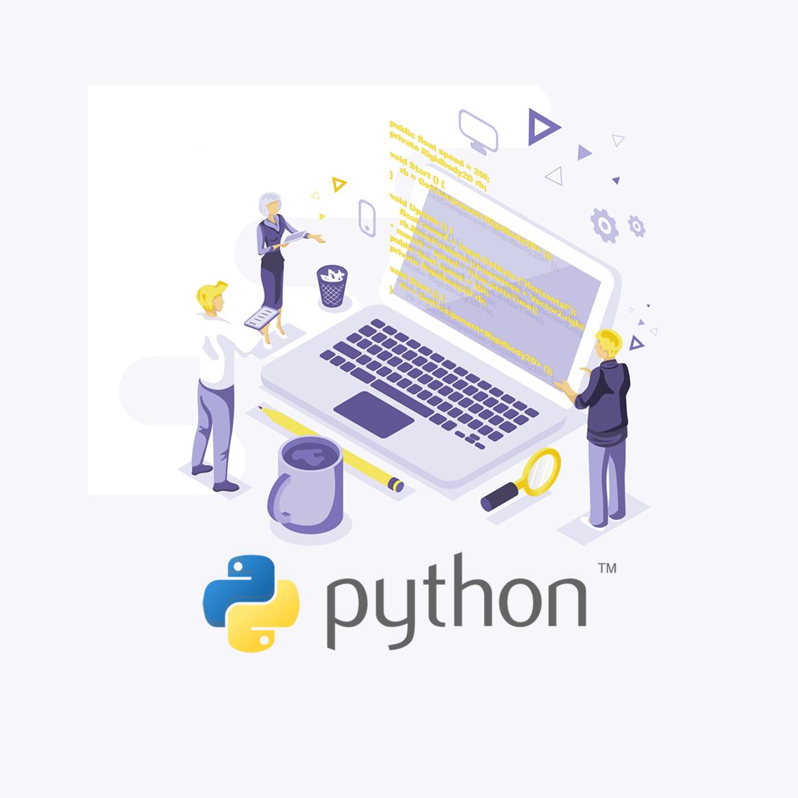 Corso in Programmazione Python Tivoli Forma Academy-squared